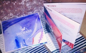 Image of Soul Reader CD - Lana Grant