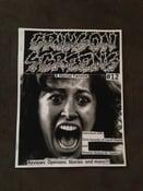 Image of Crimson Screens Fanzine #12- orders inside the US