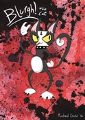 "Image of Blurgh! The Cat ""Original"" Print - Limited to 100"