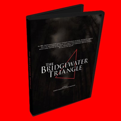 Image of The Bridgewater Triangle on DVD