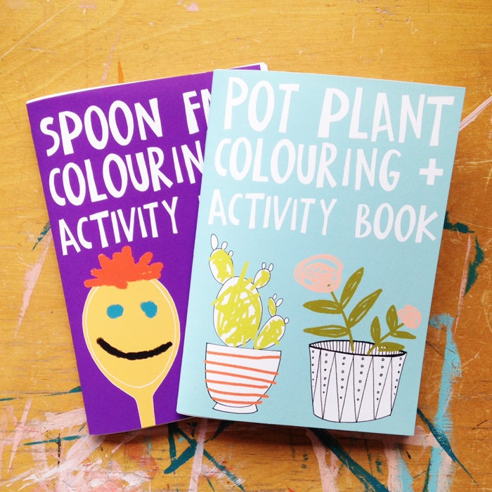 Image of Activity Books!
