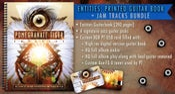 Image of ENTITIES   PRINTED GUITAR BOOK + JAM TRACKS