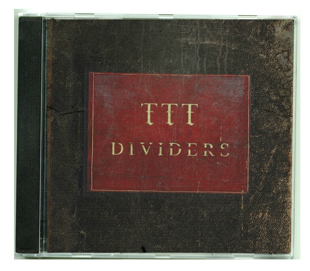 """Image of """"Dividers"""" Album - LIMITED STOCK"""