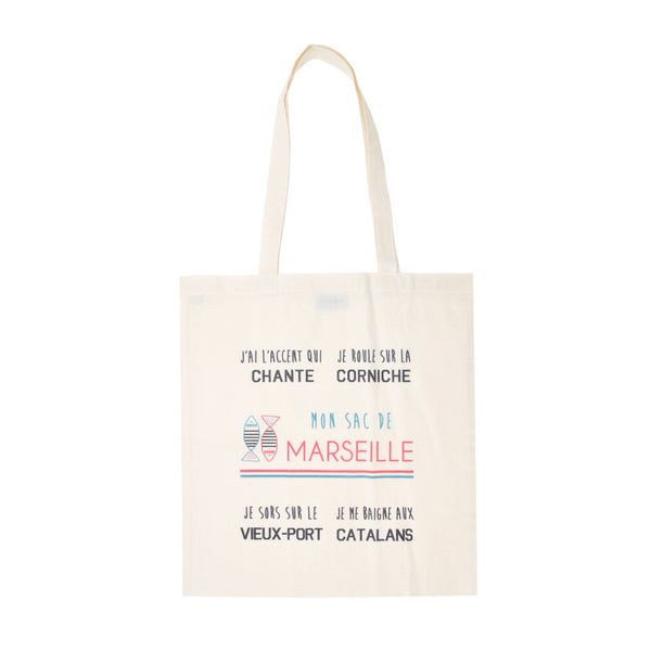 Image of Tote bag de Marseille