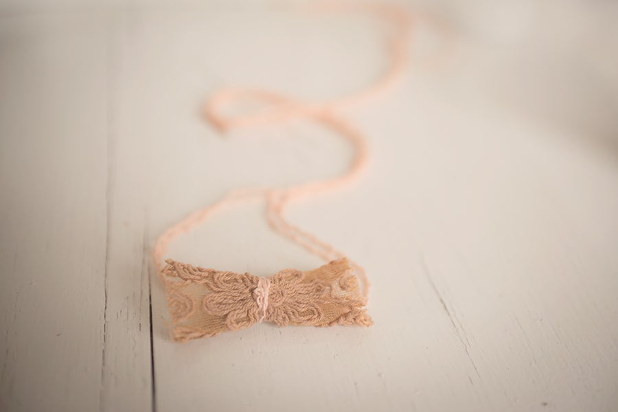 Image of {Crochet Bow} Headband