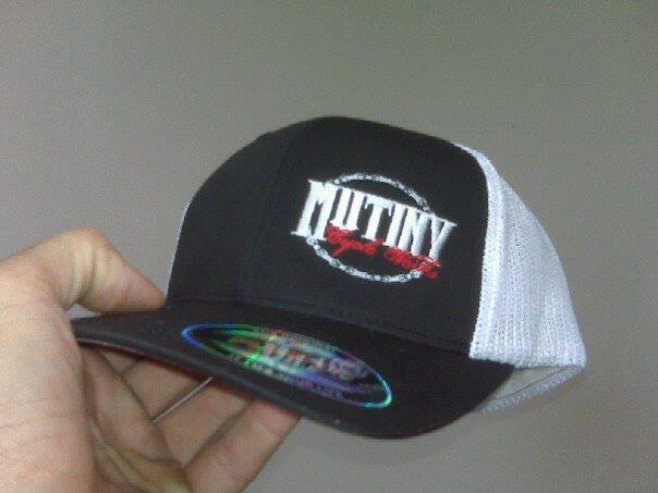 Image of Mutiny Cycle Works Trucker Hats