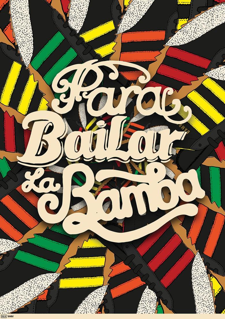 Image of BAMBA, A3 Print