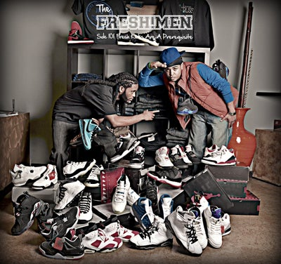 Image of SNEAKER CONSIGNMENT & REFERRALS
