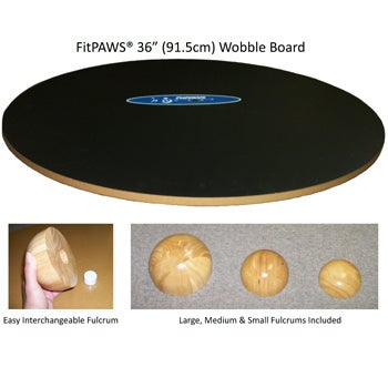 "Image of FitPAWS® 36"" Wobble Board"