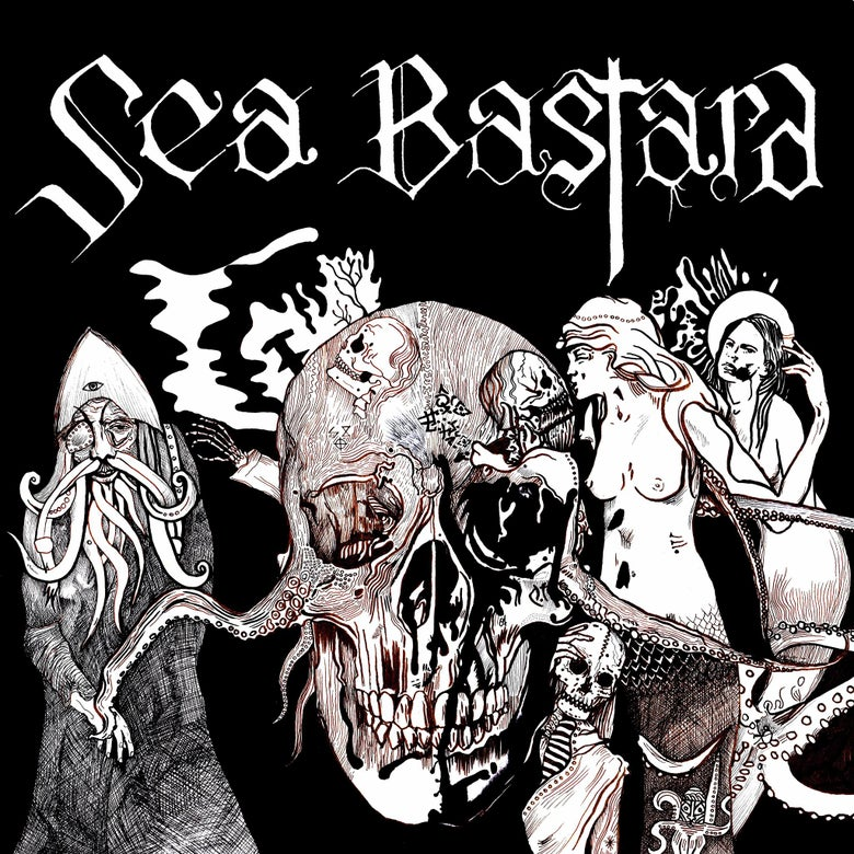 Image of Sea Bastard - Scabrous Double LP