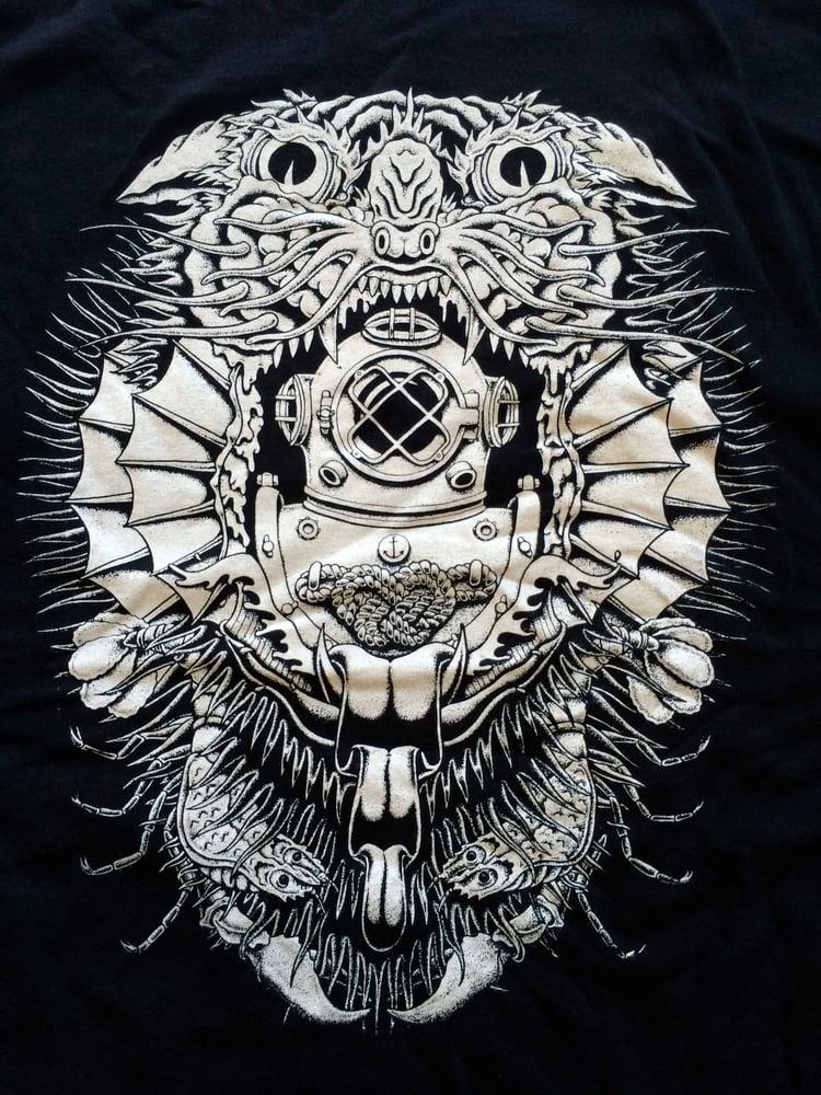 """Image of """"Diving Mask"""" shirt - Kyler Martz"""