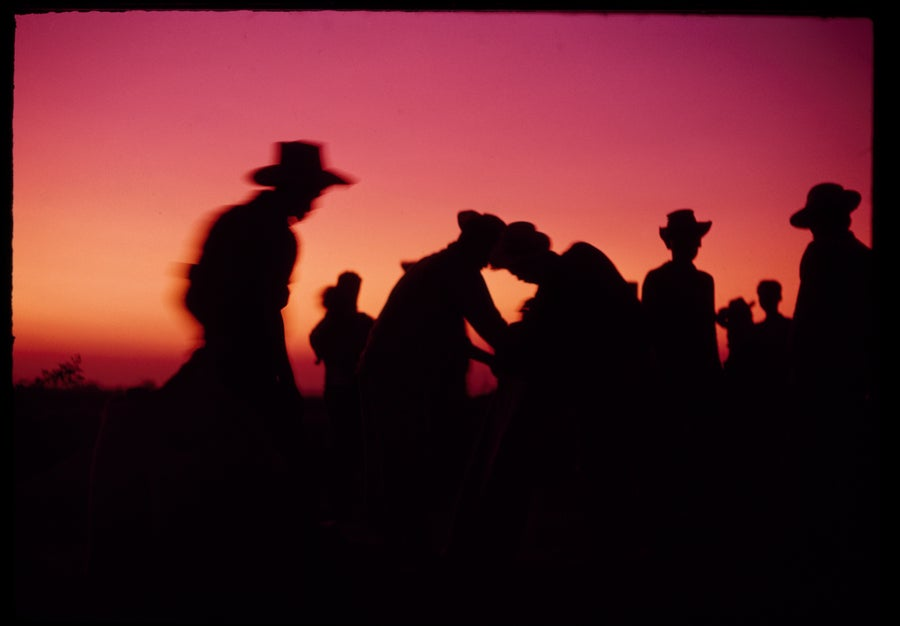 Image of 'May 1963' Cowboys
