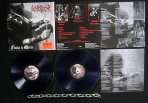 "Image of SOBIBOR ""Furia y Metal"" LP"