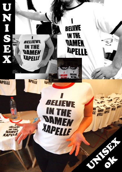 Image of DAMENKAPELLE teeshirts