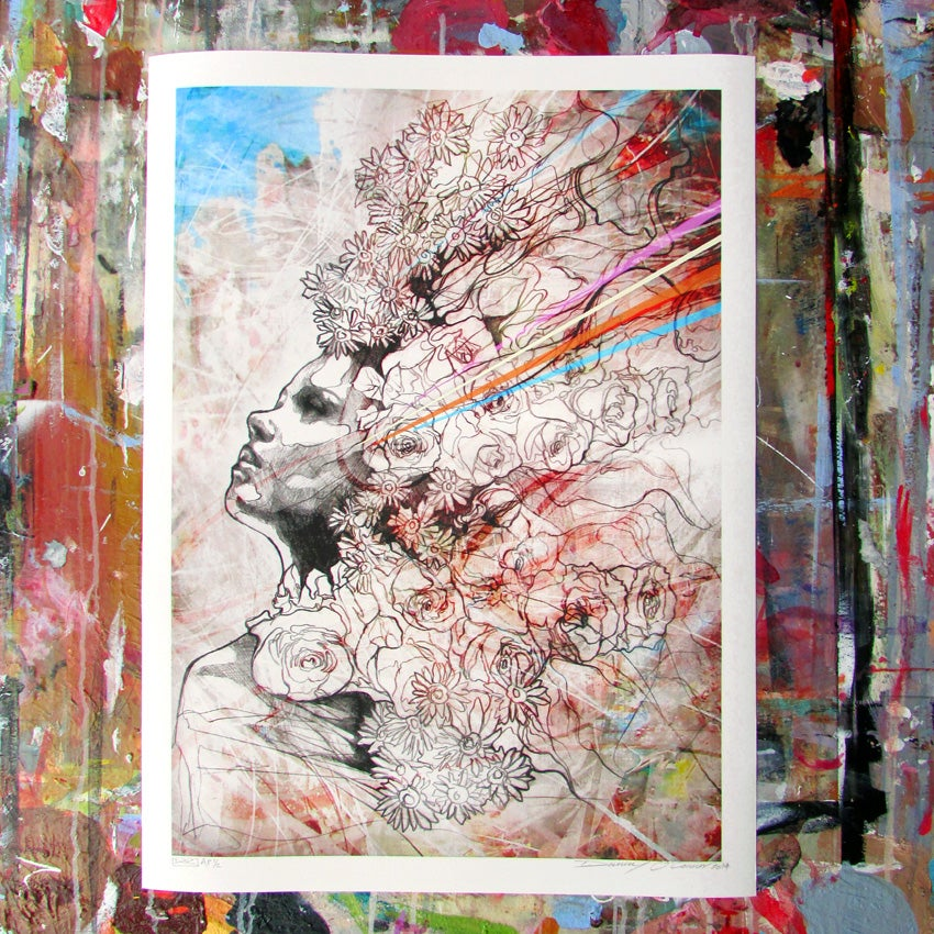 "Image of ""Seeking Dreams of Utopia"" Limited Edition Fine Art Print"