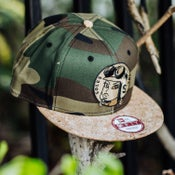 """Image of Soles Strapback - """"Corked"""""""