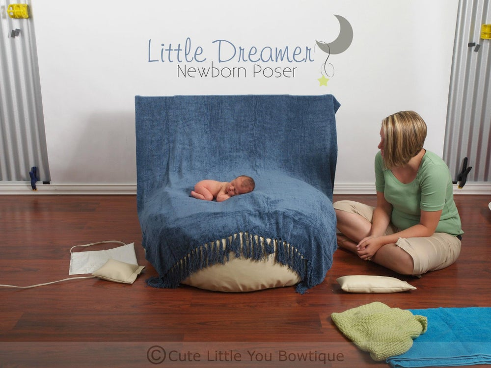 Image of newborn poser starter set
