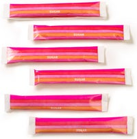 Image of Sugar Sweetsticks in Pink Stripe • 200 Bulk Order