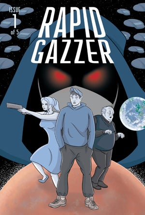 Image of Rapid Gazzer Issue 1