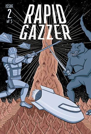 Image of Rapid Gazzer Issue 2