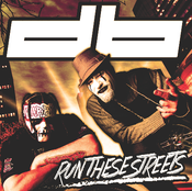 Image of Drive By- Run These Streets CD