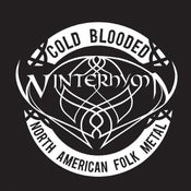Image of Cold-Blooded North American Folk Metal Patch