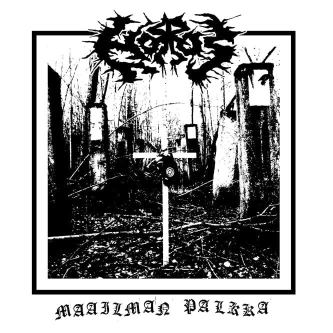Image of HORROS - MAAILMAN PALKKA CD