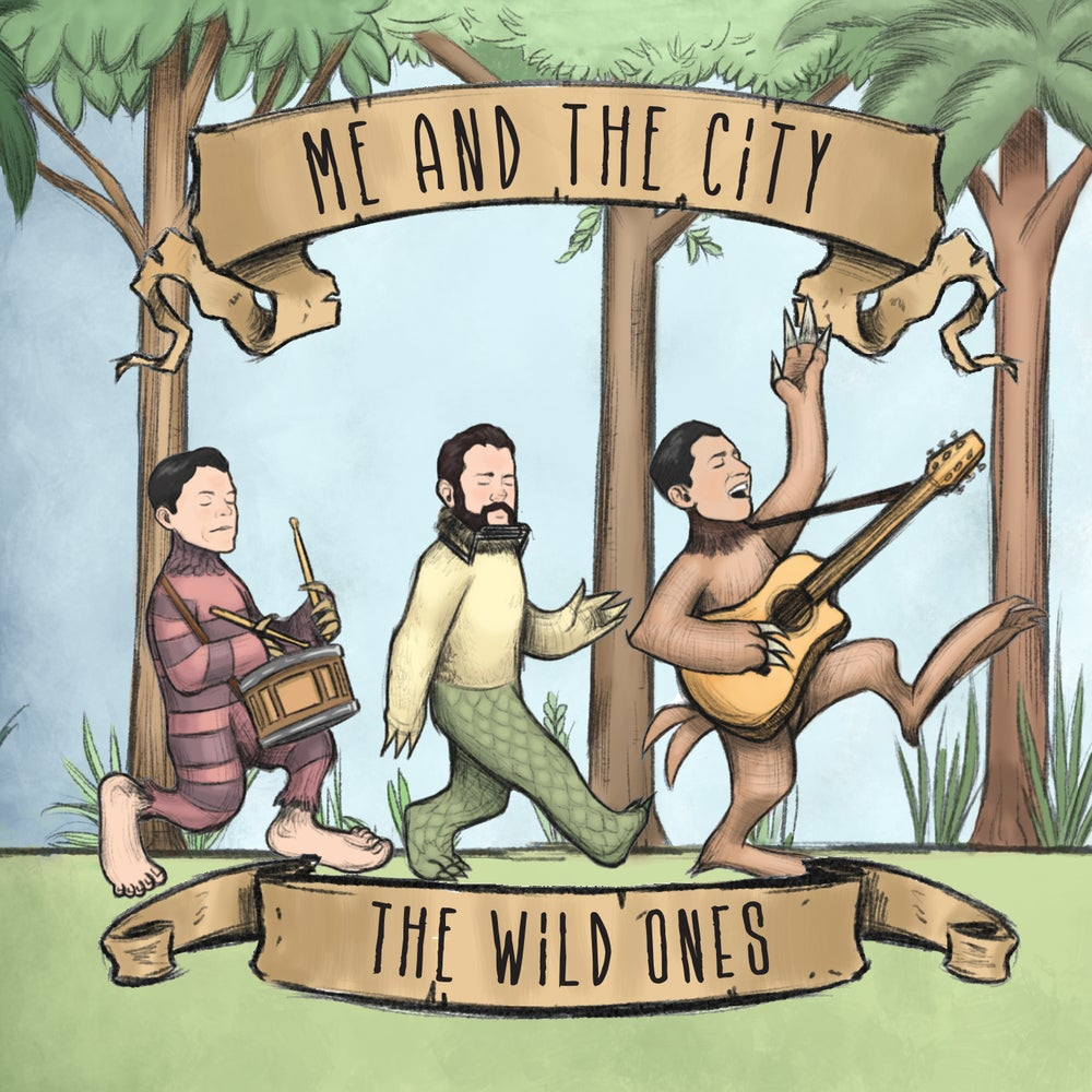Image of The Wild Ones EP