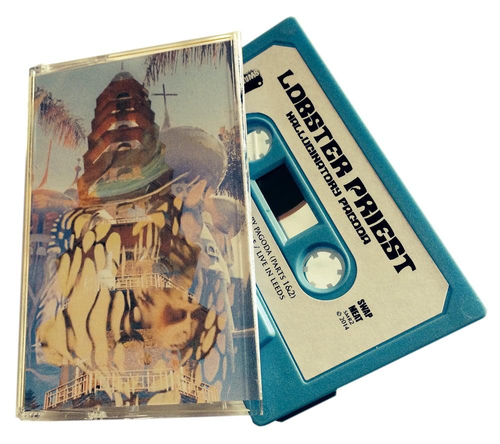 LOBSTER PRIEST 'Hallucinatory Pagoda' Cassette & MP3
