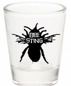 Image of Bee Sting shot glass