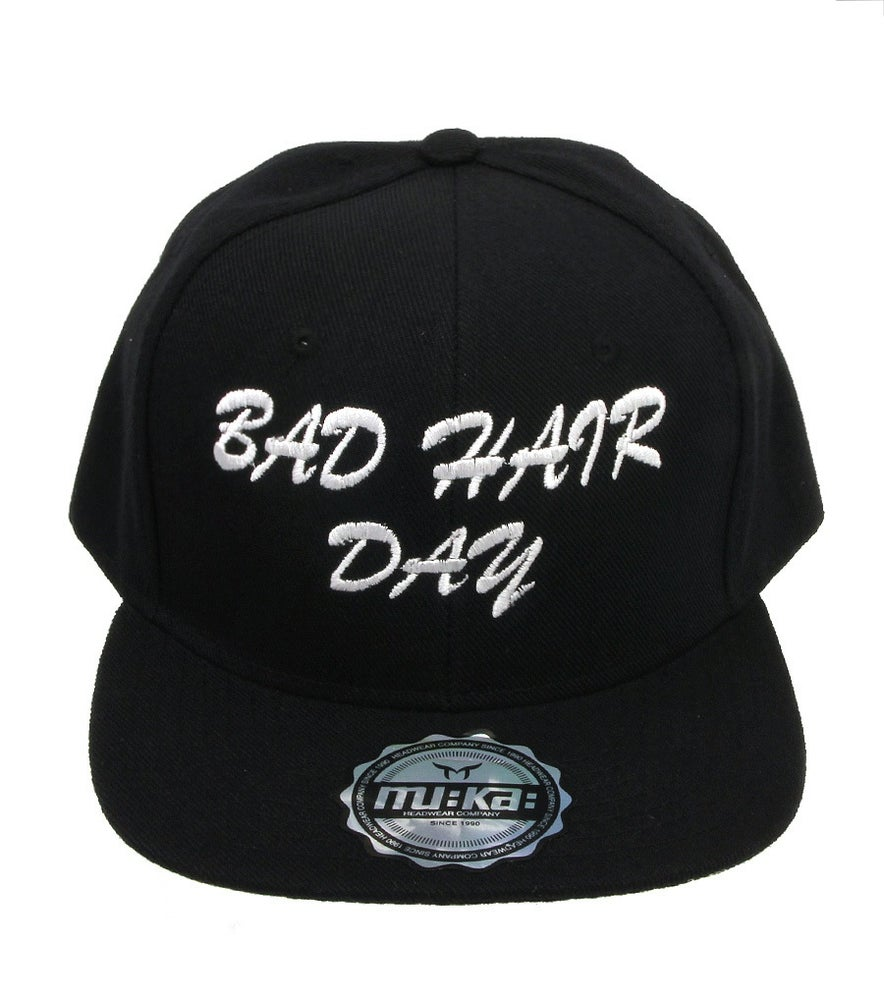 Image of BAD HAIR DAY Snapback