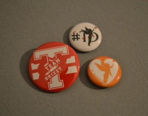 Image of 3 pack TD pins
