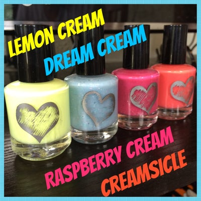 Image of The Cream Collection !
