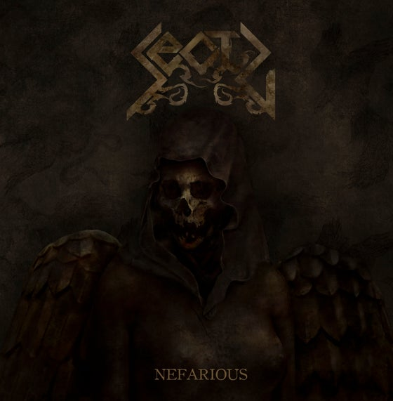 Image of Sectu - Nefarious - CD Jewel Case