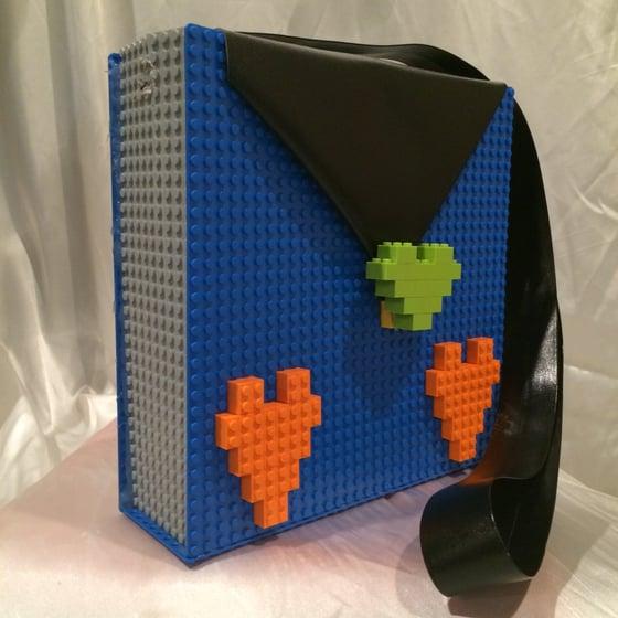 Image of EthniCITY Brick Messenger Bag