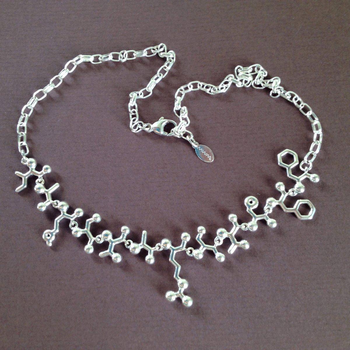 Image of I AM STARSTUFF necklace
