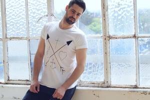 Image of Arrow Symbols Unisex T Shirt