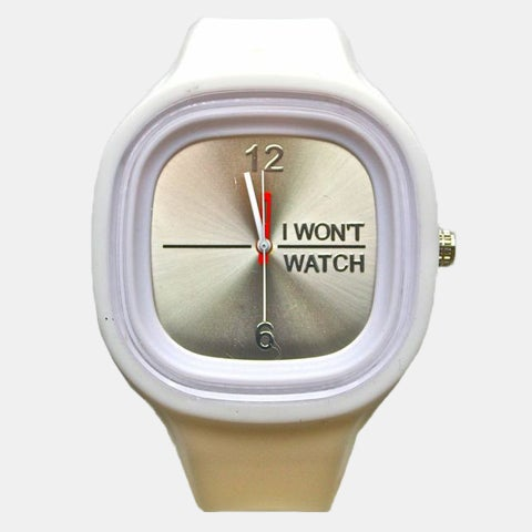 Image of Signature Watch White