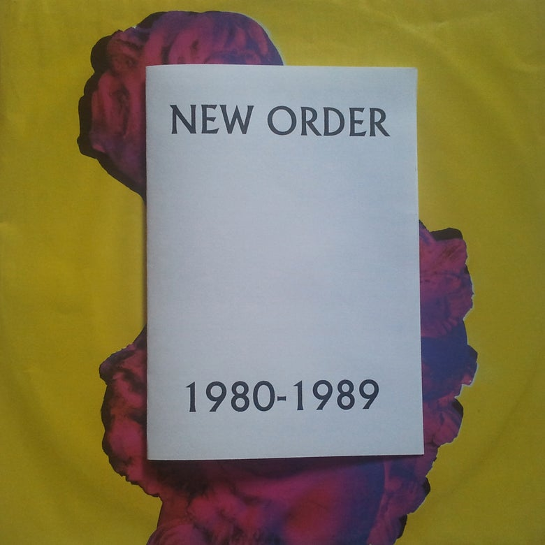 Image of New Order 1980-1989