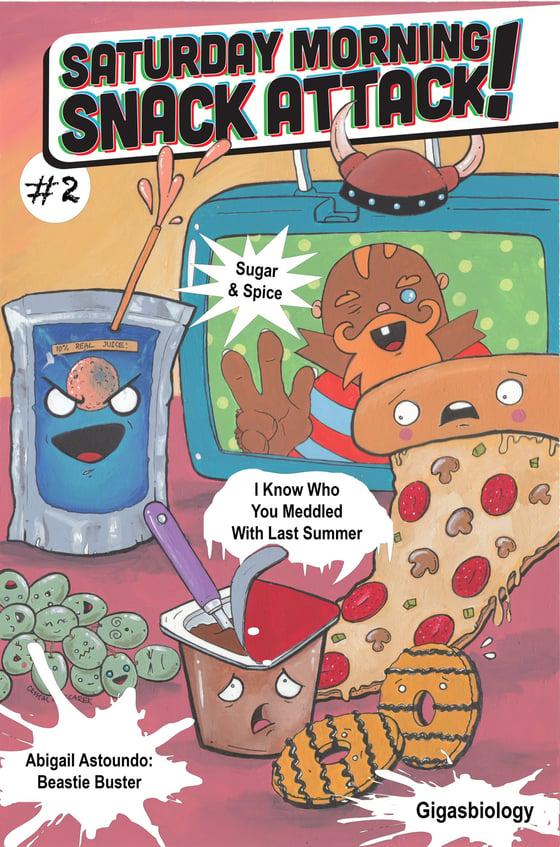 Image of Saturday Morning Snack Attack! Vol. 2