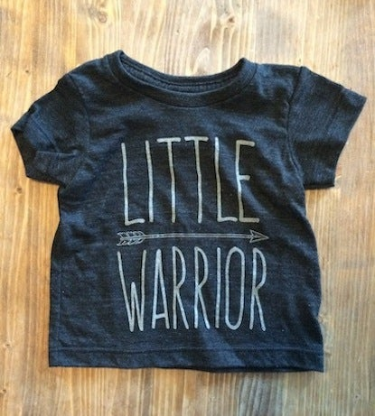 Image of Little Warrior