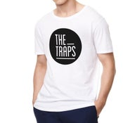 Image of The Traps T-shirt - White (SFTEE012)
