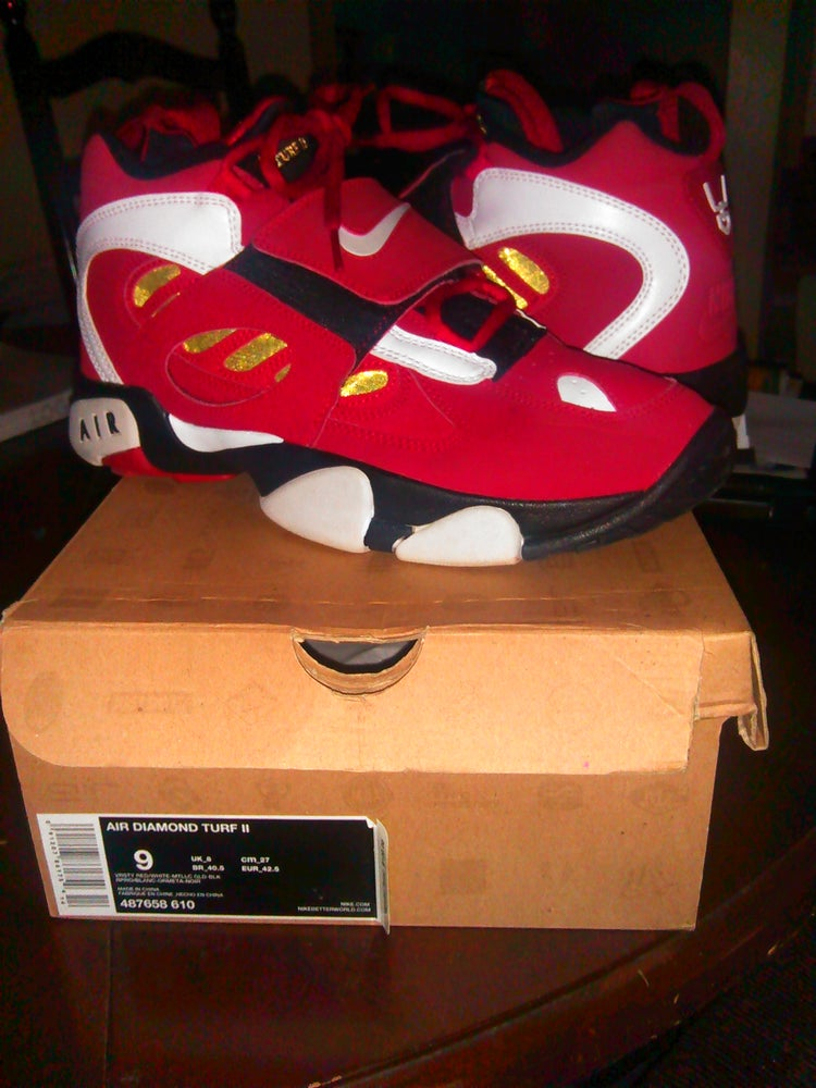 Image of Air Diamond Turf IIs