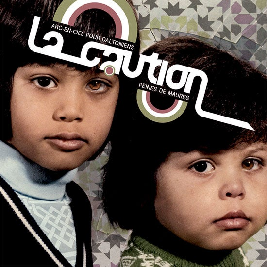 Image of La Caution :  Peines de Maures / Arc en Ciel pour Daltoniens (Double CD)