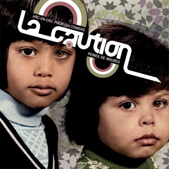 Image of La Caution :  Peines de Maures / Arc en Ciel pour Daltoniens (Double CD)