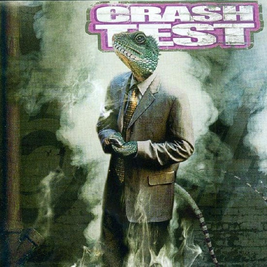 Image of La Caution meets Château Flight  : Crash Test (CD) (Les derniers)