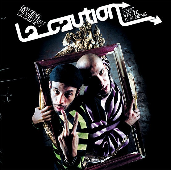Image of La Caution : La Caution rend visite aux gens (CD + DVD)