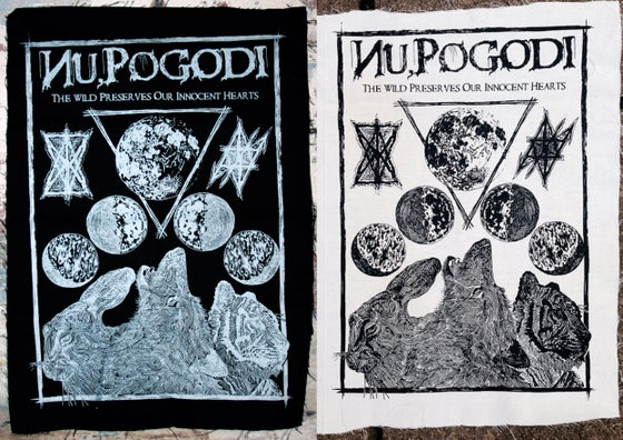Image of Nu,Pogodi! Wild Preservation Backpatch