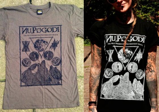 Image of Nu,Pogodi! Wild Preservation Tshirt