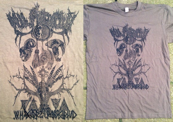 Image of NP Wildcore RootGrind T-Shirt